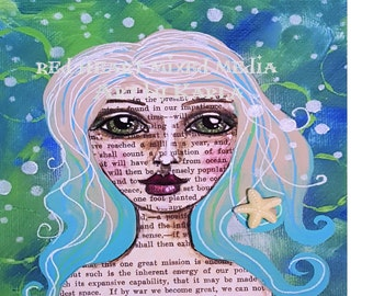 Under the Sea ~ Art Print