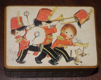 1960s Reuge Band Music Box Laras Theme Dr Zhivago