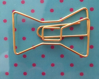 Paper clip, Bow - Kate spade clips,kate spade paper clip.