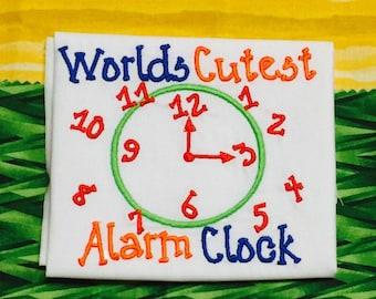 Worlds cutest alarm clock