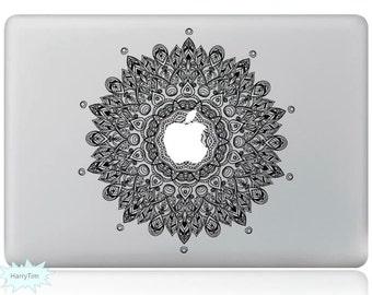 Flower of Hope Decal Mac Stickers Macbook Decals Macbook Stickers Apple Decal Mac Decal Stickers Laptop Decal