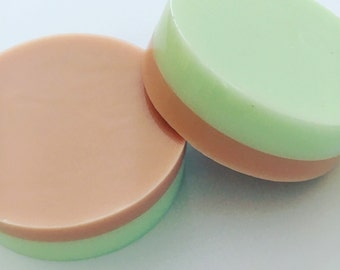 Summer Rose Mint Soap - Limited Edition!