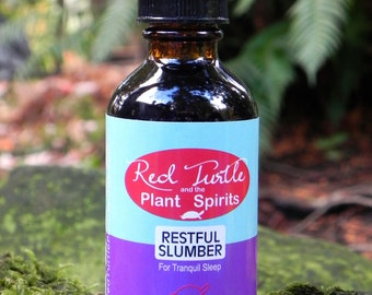 "Herbal Sleep Tincture ""Restful Slumber"""