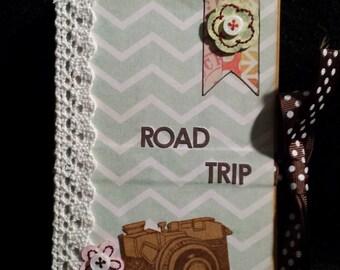 Travel Accordian Mini Album