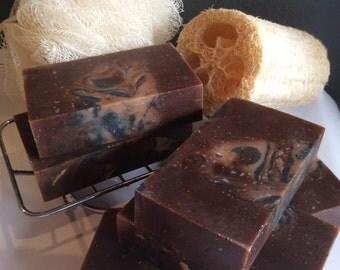 VANILLA BEAN SOAP...With buttermilk, shea butter, and cocoa butter, super moisturizing