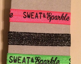 Workout Elastic Hair Ties