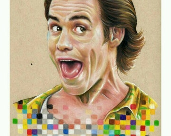 Original Ace Ventura portrait