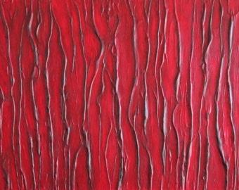 Original Modern Acrylic Abstract Painting
