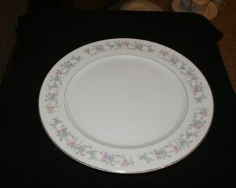 Fine China of Japan, Montego, 12 inch round serving platter