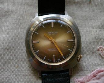 Mens Wrist Watch DIANTUS DE LUXE Swiss made