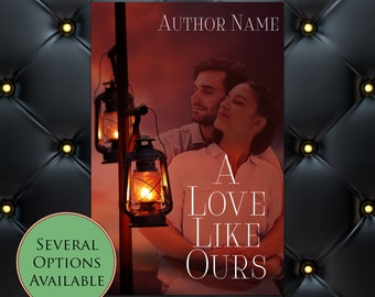 A Love Like Ours Pre-Made eBook Cover * Kindle * Ereader Cover