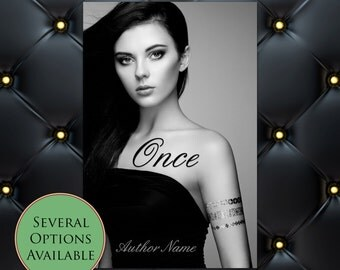 Once Pre-Made eBook Cover * Kindle * Ereader Cover