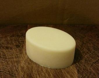 Homemade Shea butter moisturising lotion bar