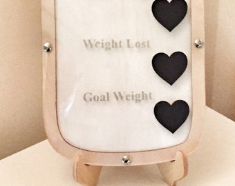 slimming world,weight watchers,reward jar,weight loss tracker,weight loss plaque,personalised weight loss,loose weight,weight loss
