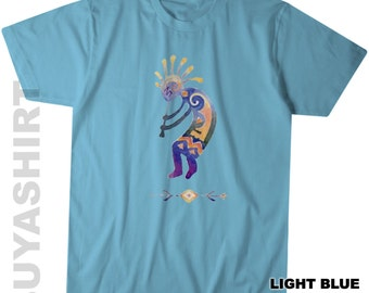 KOKOPELLI Southwestern Native American T Shirt