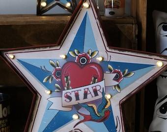 Carnival Star Light