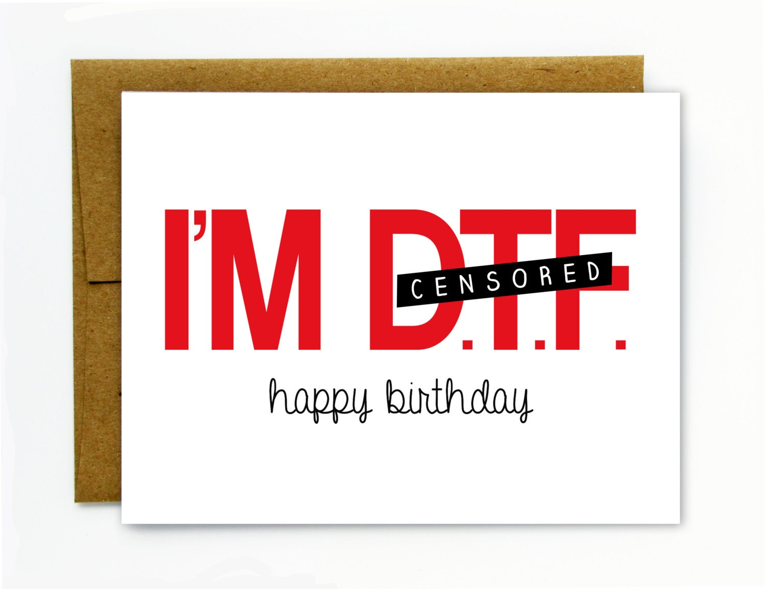 naughty birthday  etsy, Birthday card