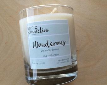 Lavender Breeze 7oz. Candle