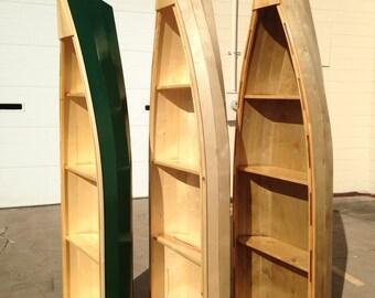 Canoe book shelf 8ft