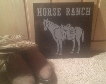 Horse Ranch Tile