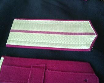 RKKA shoulder straps, pogony