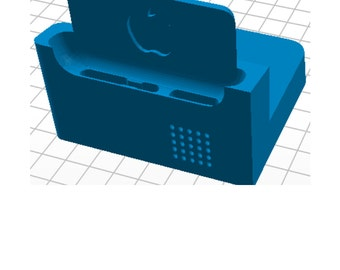 3D Printer Iphone 6/6s Dock
