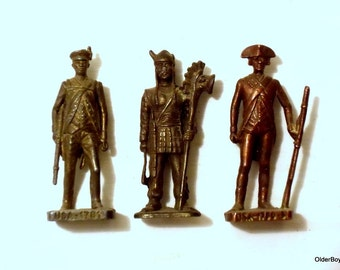 Vintage little Soldiers Figurines, Scame figurine A00/149