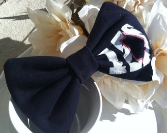 One direction hand painted Bow