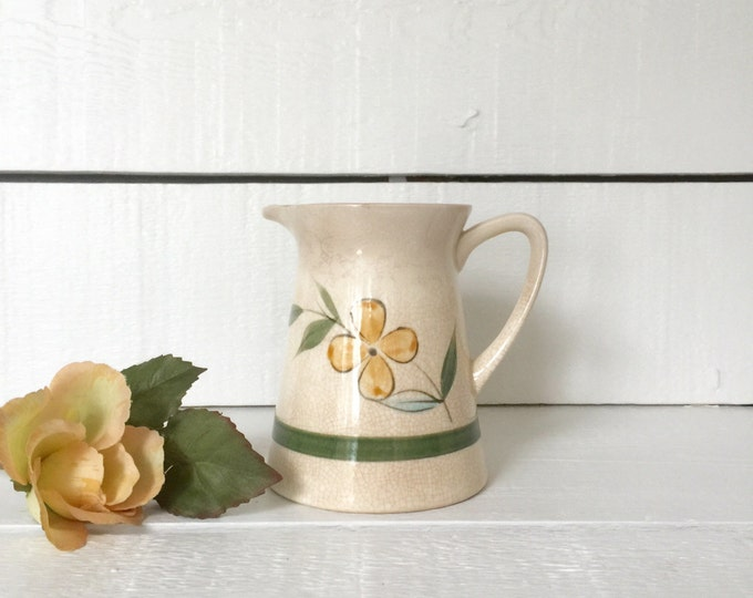 Colorstone Creamer in the Carousel Pattern 4201