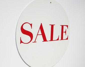 Sale / Sale Sign