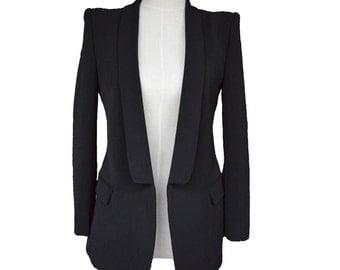 Long blazer | Etsy