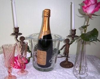 seau champagne etsy. Black Bedroom Furniture Sets. Home Design Ideas