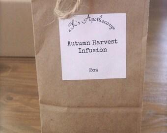 Autumn Harvest Infusion