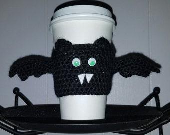 Batty Coffee Cup Cozy