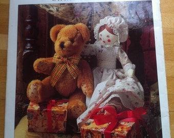 Vintage Christmas Laura Ashley Catalogue Book 1985 Rare