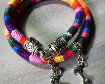 Yorkshire Terrier Bohemian Bracelet yorkie
