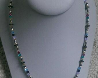 Swarovski Crystal Beaded Necklace