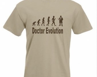 Doctor t shirt | Etsy