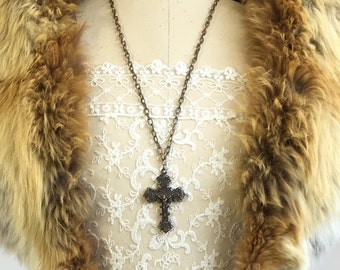 No. 3006  Rosary Style Necklace