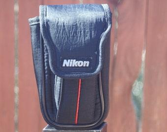 Nikon case for 35 mm P&S camera