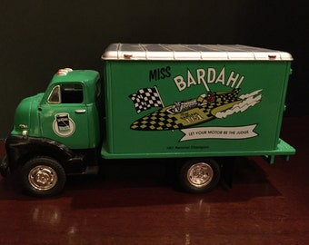 Great Scale Model Truck