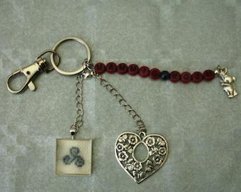 Jewellery bag or key ring MAMMIG-KOZH
