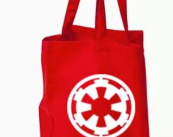 Star Wars Imperial or Rebel Tote Bag