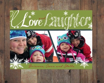 Love and Laughter Christmas
