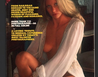 Mature Vintage Playboy Magazine Mens Girlie Pinup : More Sexy Ladies 1978 Ex+ White Pages High Grade