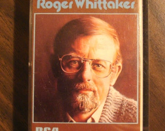Vintage Cassette Tape, USED, Roger Whittaker, The Best of Roger Whittaker album