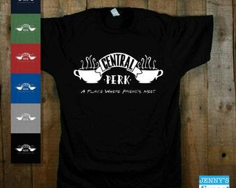 Central Perk | Friends | TV Show Shirt-A6