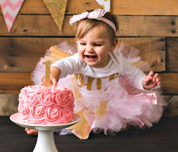 First Birthday Outfit Girl First Birthday Outfit First