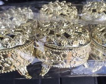 Crown mini gold base