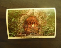 The Grotto Sanctuary Of Our Sorrowful Mother Portland Oregon Postcard